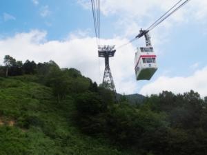 takayama shinhodaka ropeway