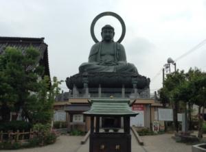 takaoka buddha