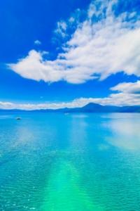 hokkaido shikotsu lake