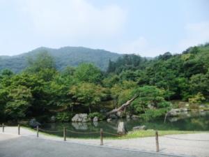 kyoto arashiyama tenryuji