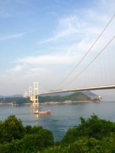 okayama setooohashi bridge