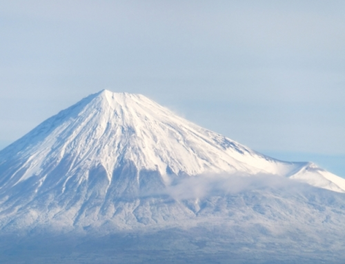 Japan crossing tour to enjoy Mt. Fuji from close range