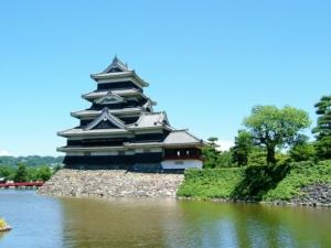 nagano matsumoto castle