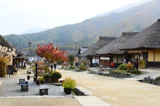fukushima ouchijuku